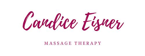 Candice Eisner, Massage Therapy Web Design